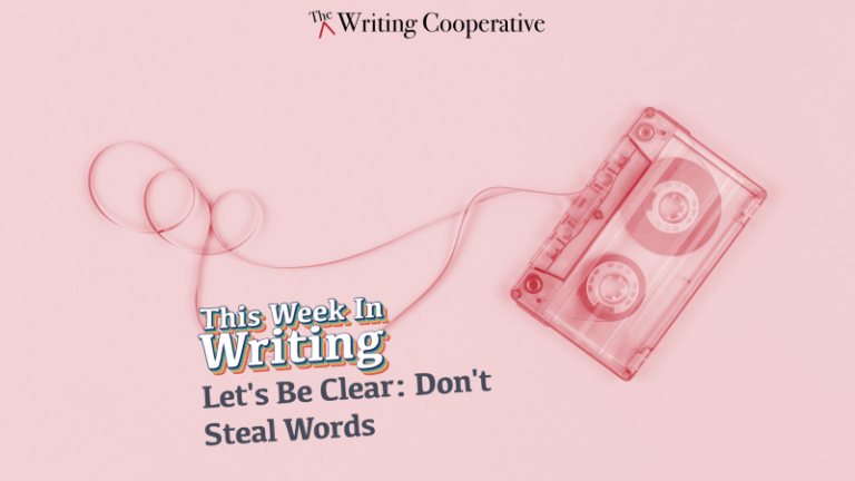 Let's Be Clear: Don't Steal Words