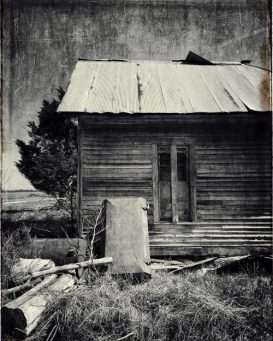 Nobody Lives Here Anymore 8 X 10