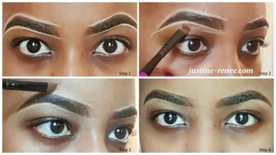 eyebrow-concealing