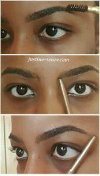 eyebrow-measuring