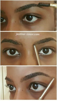 eyebrow-measuring