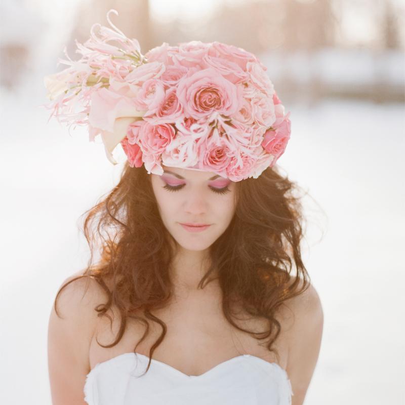 A White Wedding // JustineCelina.com