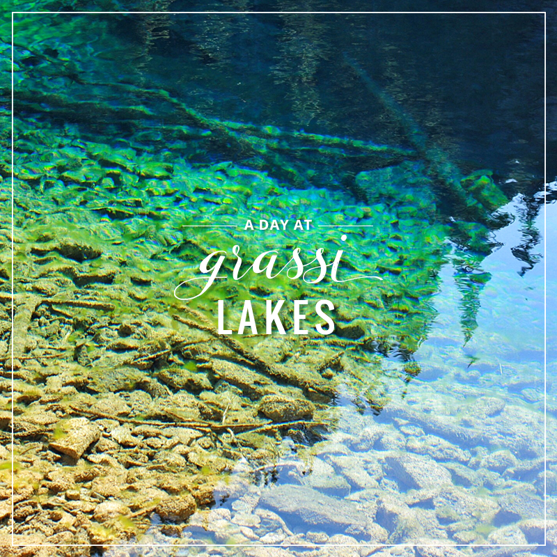 A Day at Grassi Lakes // JustineCelina.com