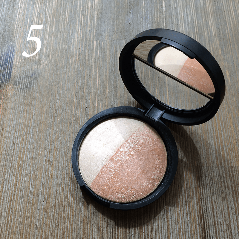 Best in Beauty | March | Laura Geller Baked Highlighter Duo | French Vanilla / Portofino // JustineCelina.com