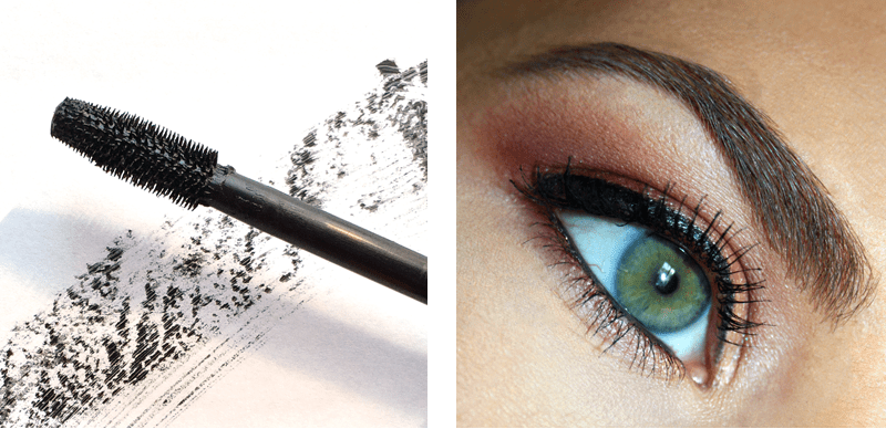 Best in Beauty | March | Covergirl LashBlast Volume Mascara | Very Black Photos, Review, Swatches // JustineCelina.com