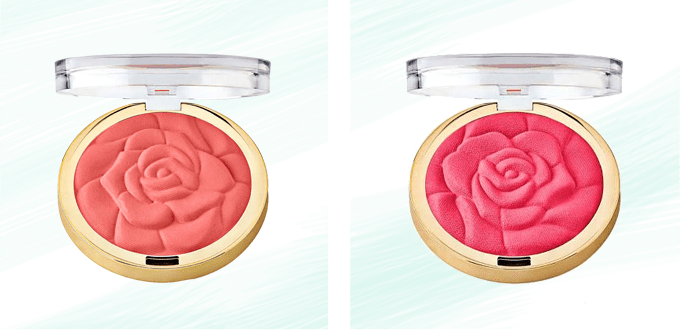Pattern Obsession | Milani Rose Powder Blush // JustineCelina.com