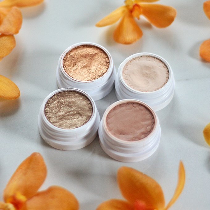Best in Beauty | June 2015 // Colourpop Where The Light Is Super Shock Shadow Quad Photos, Review, Swatches  // JustineCelina.com