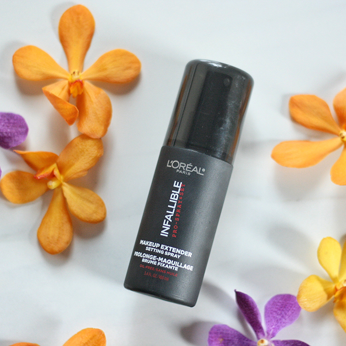 justine-celina_Loreal-setting-spray