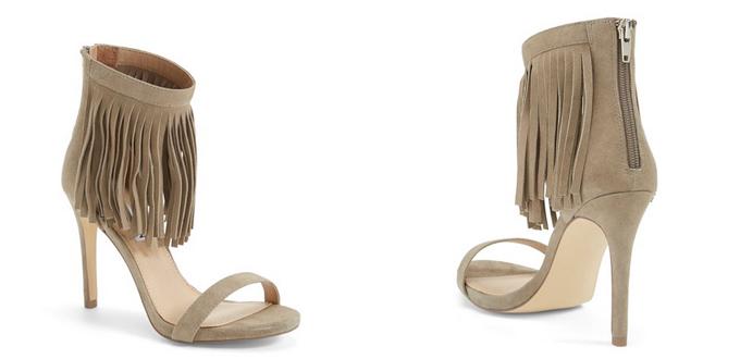 Steve Madden 'Staarz' Ankle Fringe Sandal | Nordstrom Anniversary Sale