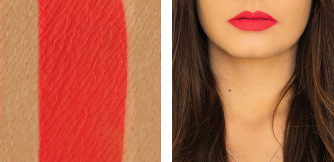 Best in Beauty | August 2015 | Colourpop Ultra Matte Lip in Succulent Photos, Review, Swatches // JustineCelina.com
