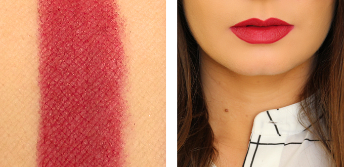 Best in Beauty   Essence Lip Liner Red Blush Photos, Review   October 2015 // JustineCelina.com