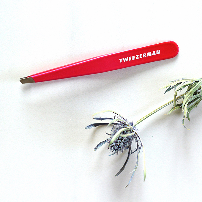 Tweezerman Pink Perfection Slant Tweezer Photos, Review