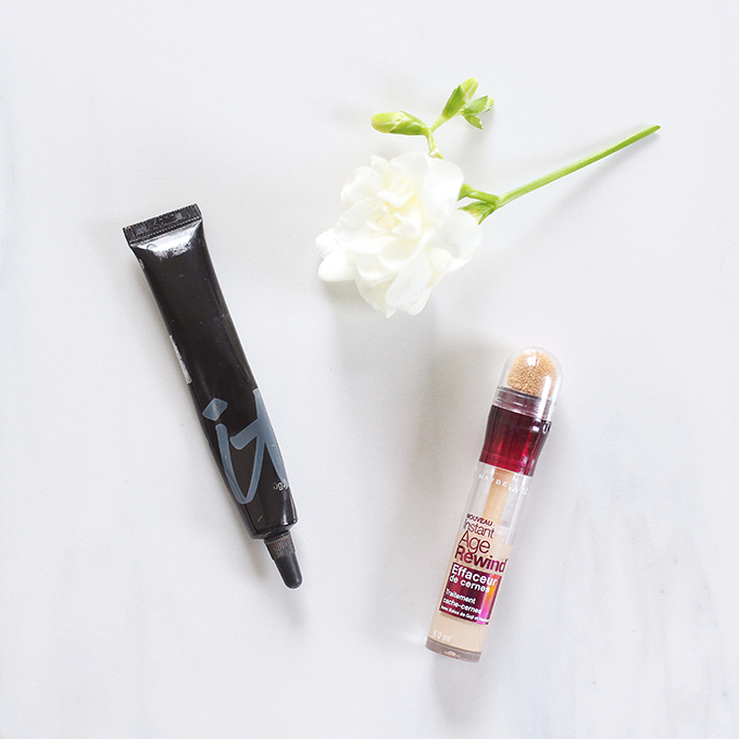 2015 Beauty Favourites | IT Cosmetics Bye Bye Under Eye Concealer in Neutral Medium Photos, Review, Swatches | Maybelline Instant Age Rewind Concealer in Neutralizer Photos, Review, Swatches // JustineCelina.com