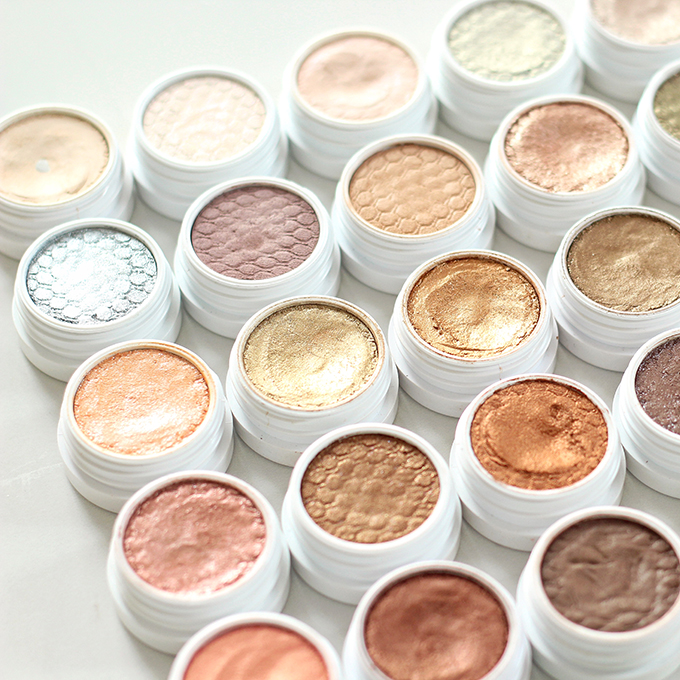 2015 Beauty Favourites | Colourpop Super Shock Eyeshadows Photos, Review, Swatches // JustineCelina.com