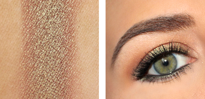 Best in Beauty | December 2015 | MakeupGeek Duochrome Eyeshadow in Ritzy Photos, Review, Swatches // JustineCelina.com