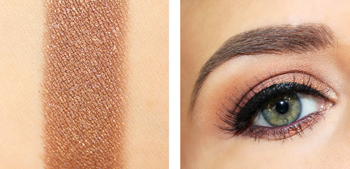 Colourpop Super Shock Shadow in On The Rocks Photos, Review, Swatches // January 2016 Beauty Favourites // JustineCelina.com