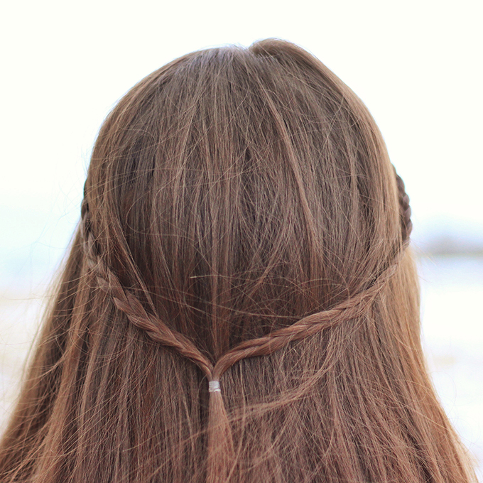 Haircare 101 + My Tips for Long, Strong, Healthy Hair // JustineCelina.com