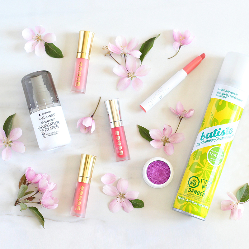 April 2016 Beauty Favourites // JustineCelina.com