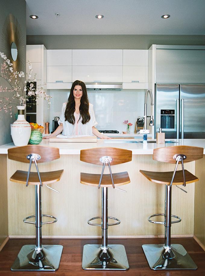 Inside My Kitchen // JustineCelina.com