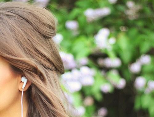 May Soundtrack // JustineCelina.com