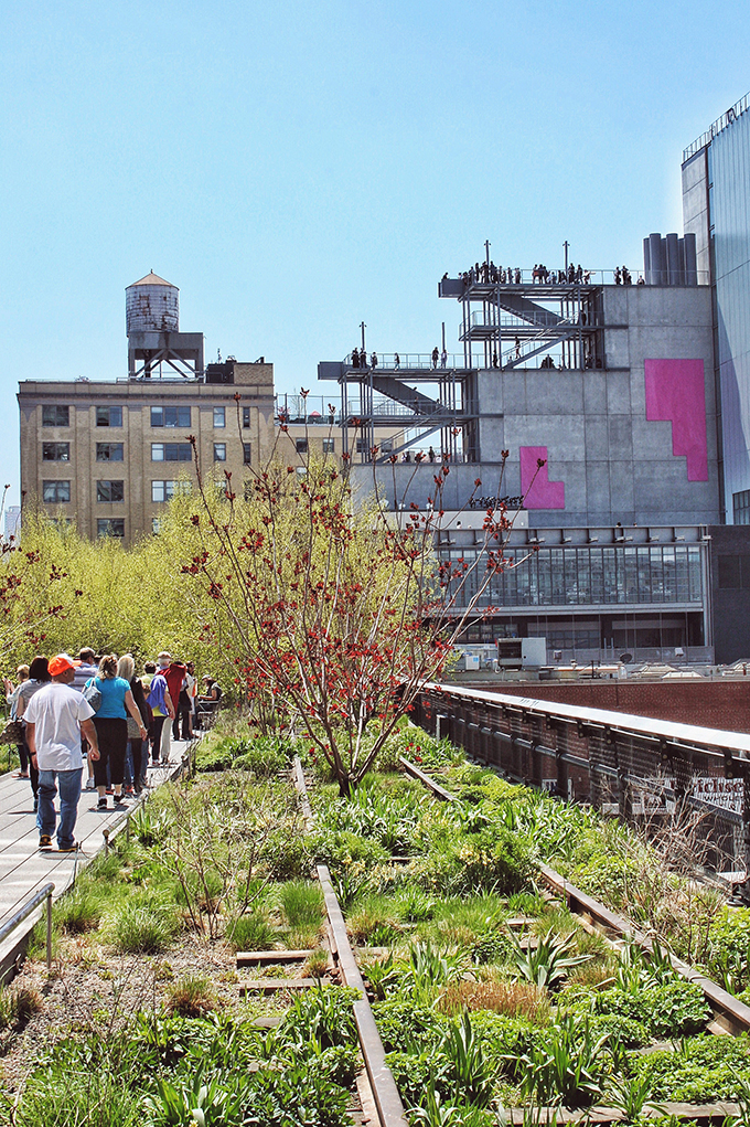 Snapshot   New York City   The Highline // JustineCelina.com