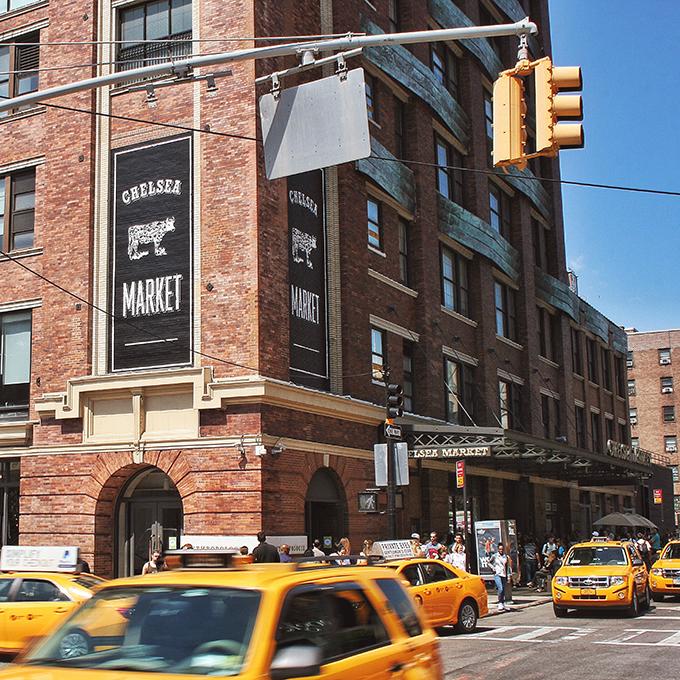 Snapshot   New York City   Chelsea Market // JustineCelina.com