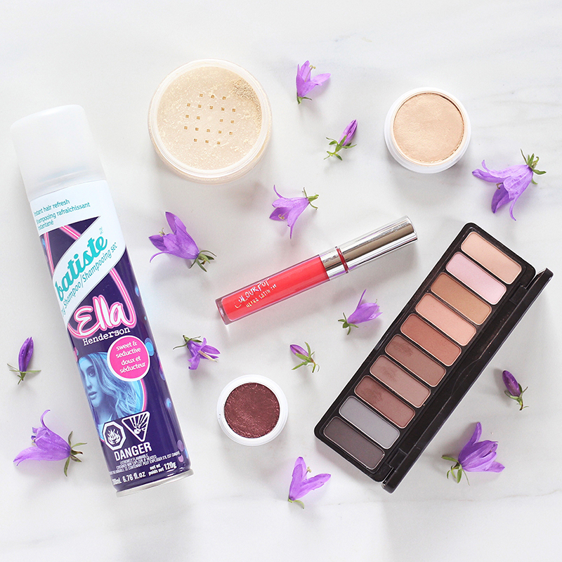 August 2016 Beauty Favourites // JustineCelina.com