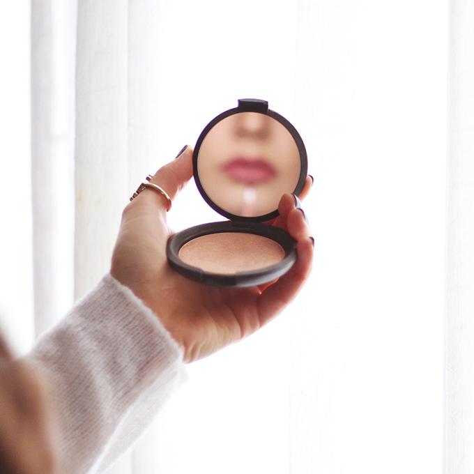 Lip prep before liquid lipstick application | How to apply liquid lipstick // JustineCelina.com