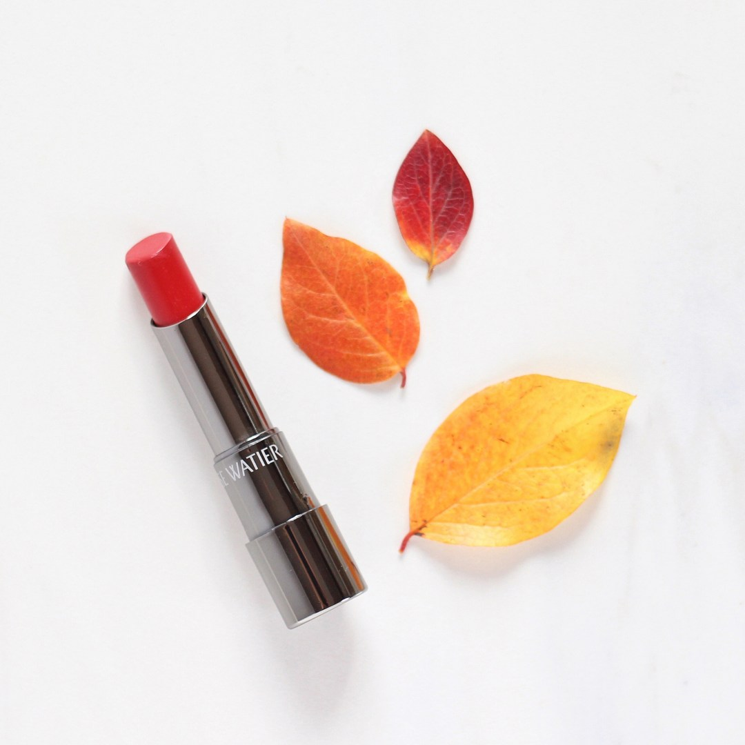 Lise Watier Rouge Fondant Supreme Lipstick in Marilyn Photos, Review, Swatches // JustineCelina.com