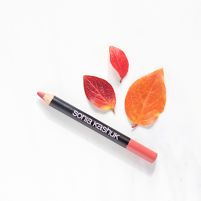 Sonia Kashuk Lip Definer in Rosewood Photos, Review, Swatches // JustineCelina.com