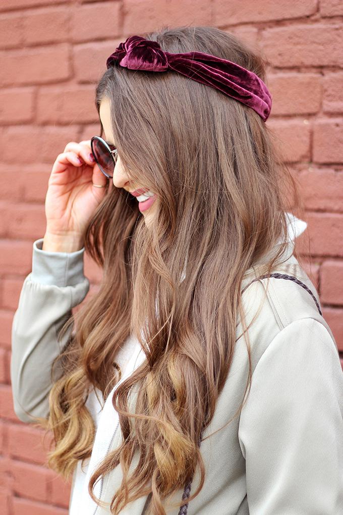 Autumn 2016 Trend Guide | Urban Gypsy | Velvet // JustineCelina.com