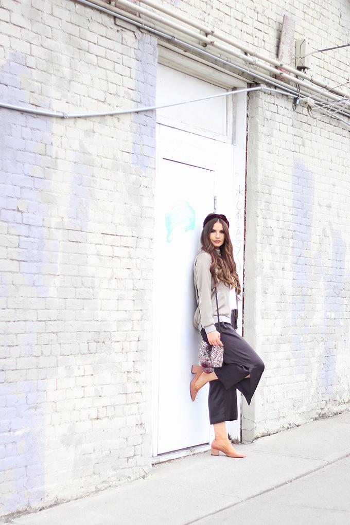 Autumn 2016 Trend Guide | Urban Gypsy | Culottes // JustineCelina.com