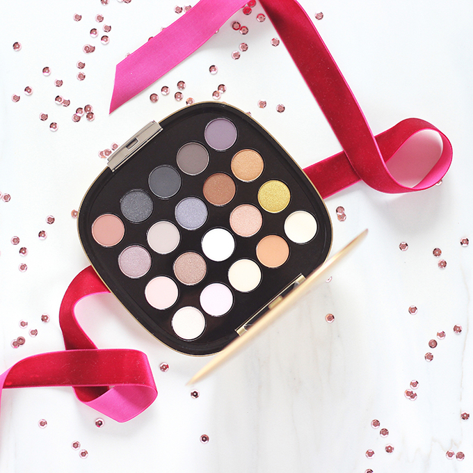 Holiday 2016 Gift Guide for Beauty Lovers | Marc Jacobs Beauty About Last Night Style Eye Con No 20 Eyeshadow Palette // JustineCelina.com