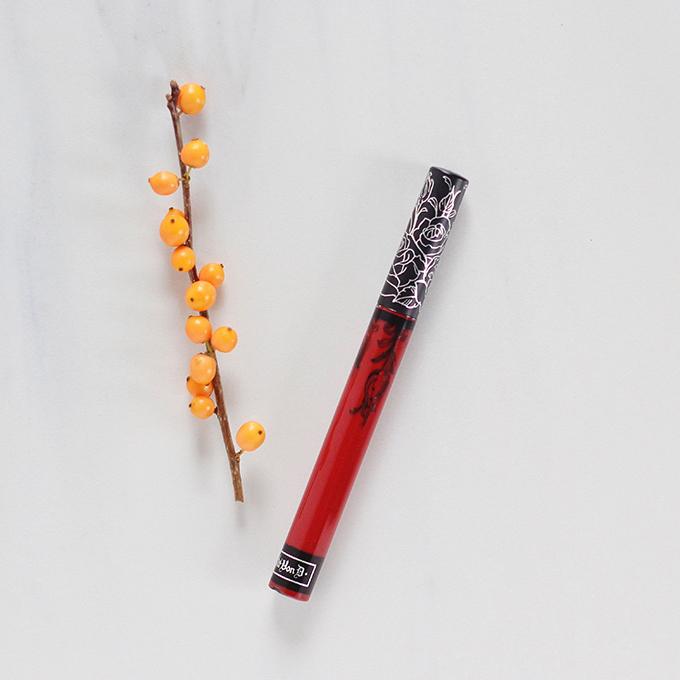 Kat Von D Everlasting Liquid Lipstick in Nahz Fur Atoo | Photos, Review, Swatches // JustineCelina.com