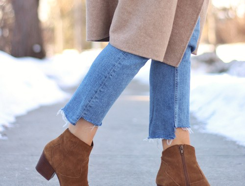 Winter 2017 Shoe Guide Part 1 | Basics // JustineCelina.com