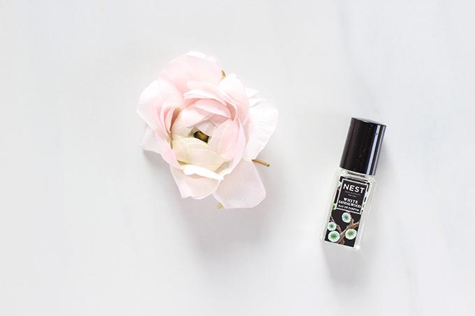January 2017 Beauty Favourites   NEST White Sandalwood Photos, Review // JustineCelina.com