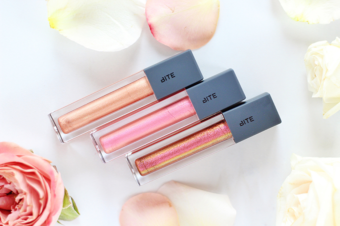 Bite Beauty Prismatic Pearl Crème Lip Gloss Photos, Review // Spring 2017 Beauty Trend Guide // JustineCelina