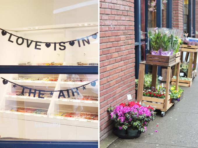Vancouver Travel Guide | Mainland Street, Yaletown, Karameller Candy Shop // JustineCelina.com