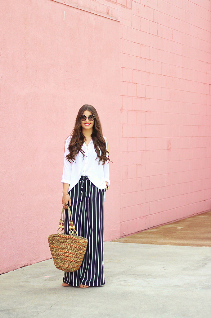 Spring 2017 Trend Guide | Casual Chic // JustineCelina.com
