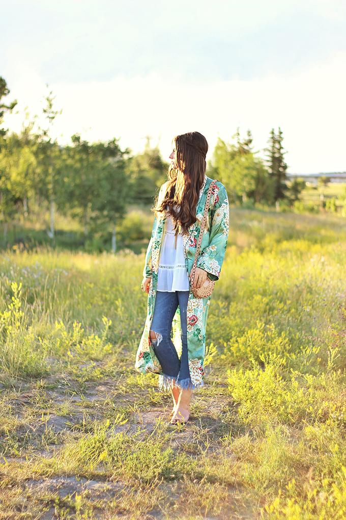 Summer 2017 Trend Guide | Kimono Love // JustineCelina.com