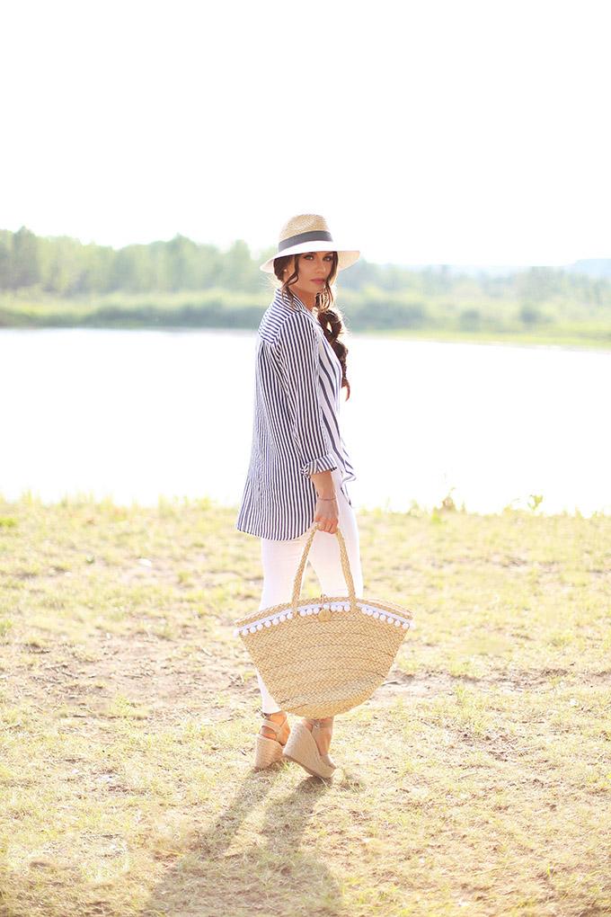 Summer 2017 Trend Guide | Weekend Wear // JustineCelina.com