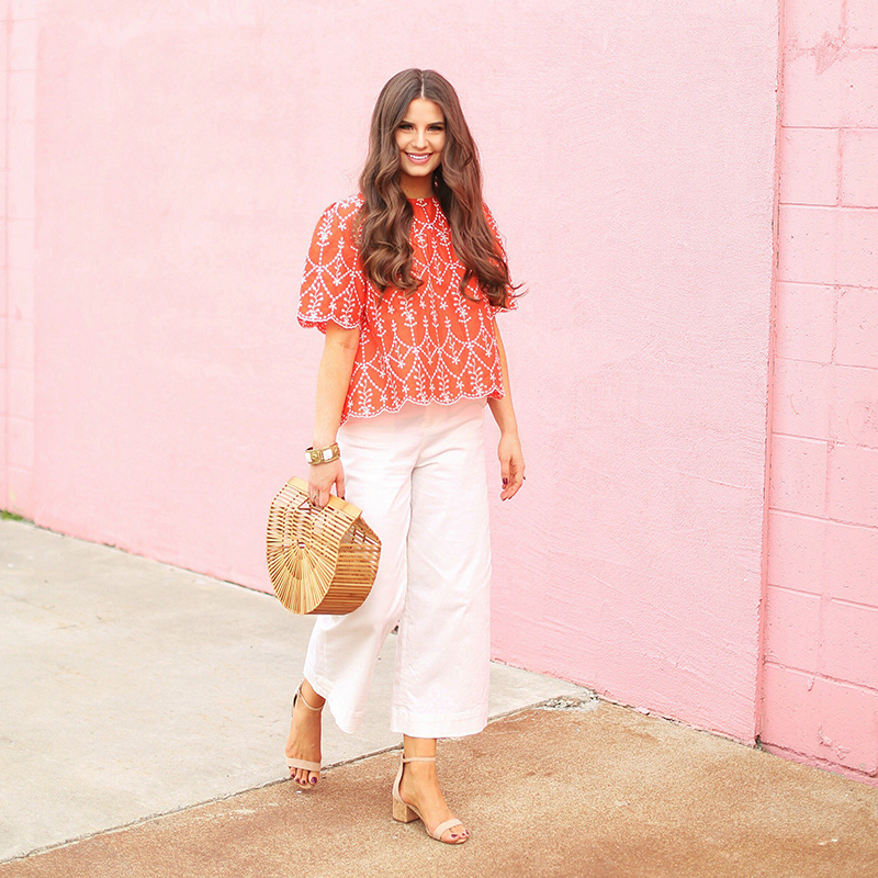 Summer to Autumn 2017 Trend Guide | Orange Crush // JustineCelina.com