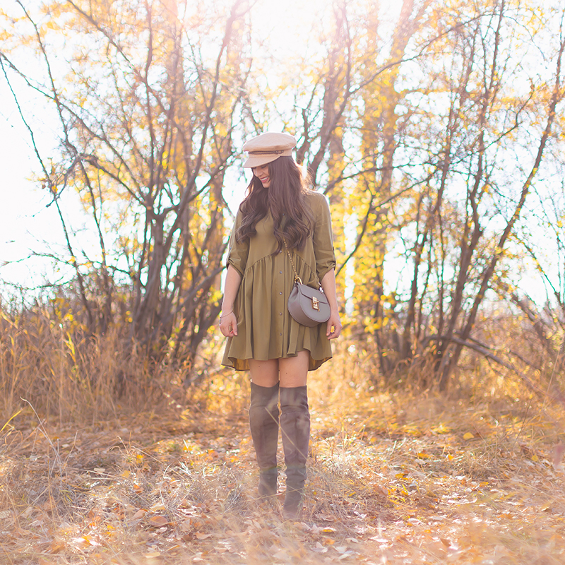 November 2018 Soundtrack | Girl in a Fall Meadow | Calgary Lifestyle Blogger // JustineCelina.com