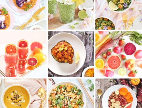17 Healthy Recipes to Kick Start 2019 | Healthy, Plant Based Recipes for the New Year // JustineCelina.com