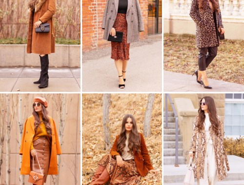 Fall / Winter 2019 Lookbook | Top Fall / Winter 2019 Trends | Top Autumn 2019 Trends and How to Wear | The Best Fall Outfits for Work | Bohemian Fall Outfit Ideas | Canadian Fall Style Ideas | Fashion Over 30 | Vintage Inspired Fall 2019 Outfits | Creative Fall 2019 Outfit Ideas | How to Wear the NY Fashion Week Autumn/Winter 2019/2020 Color Trend Report | Top Calgary Fashion & Creative Lifestyle Blogger // JustineCelina.com