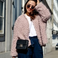 Outfit: When Candy Cotton dresses like a jacket