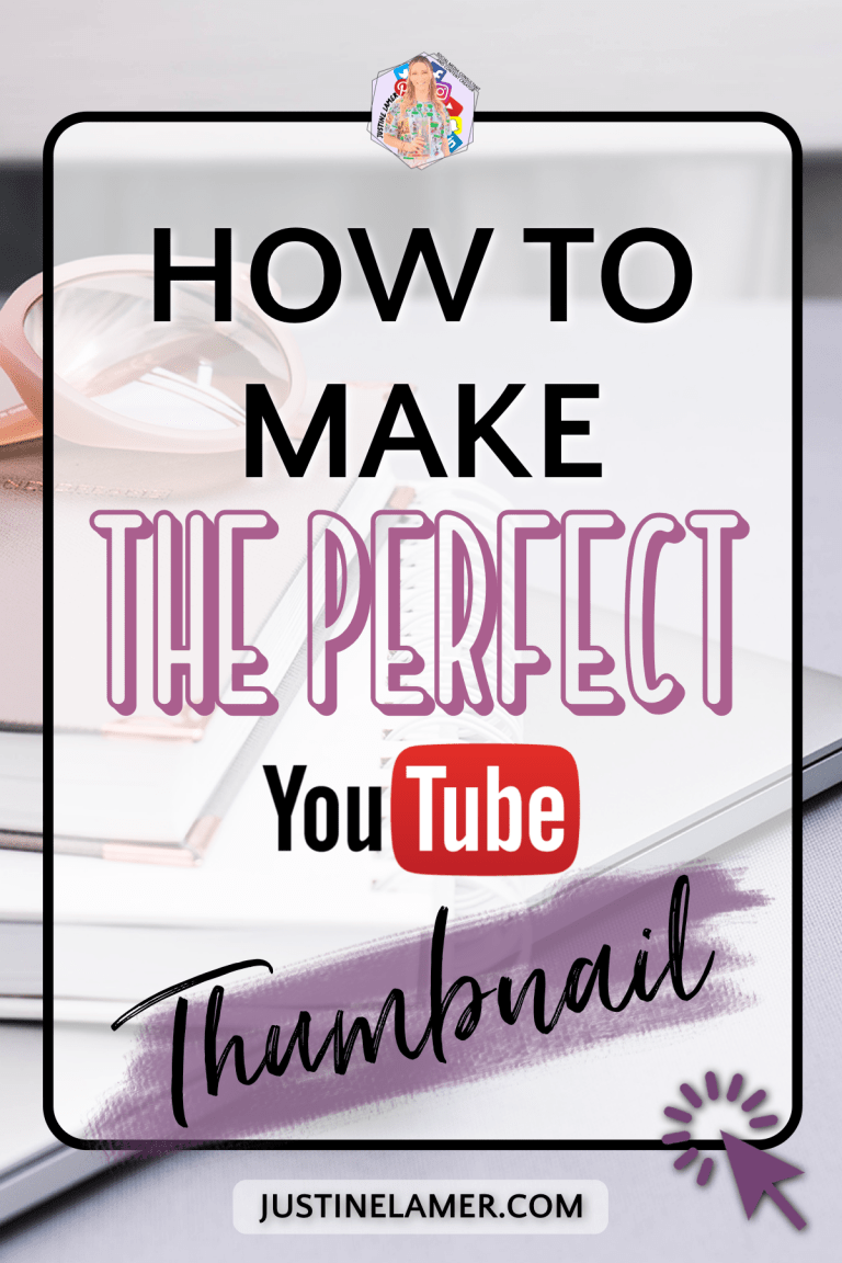 How to make the perfect YouTube thumbnail