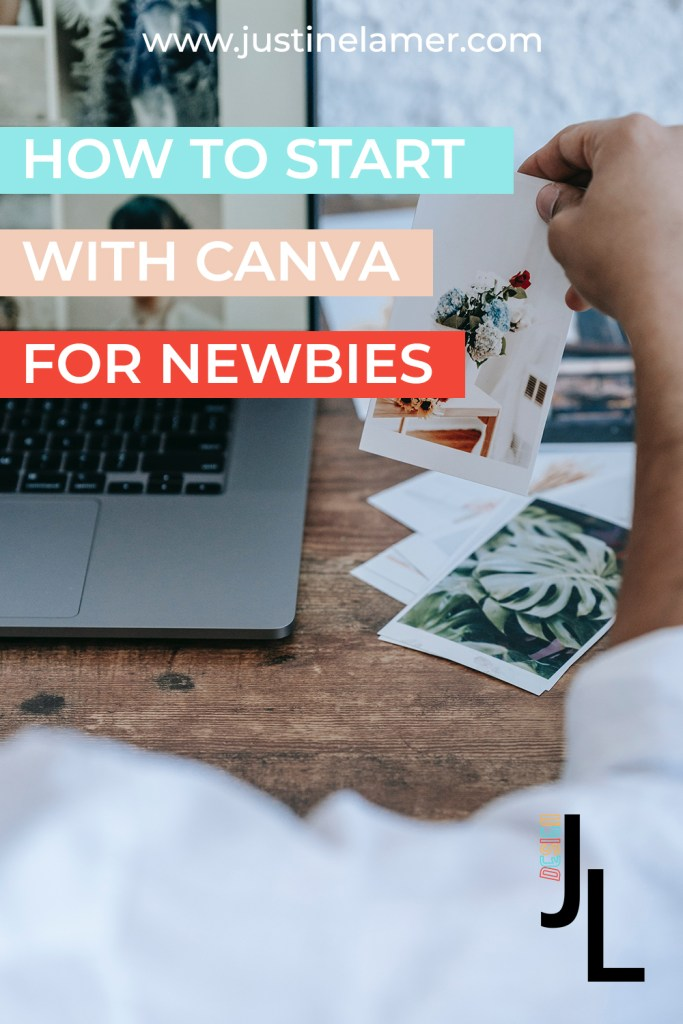 HOW TO START WITH CANVA FOR NEWBIES