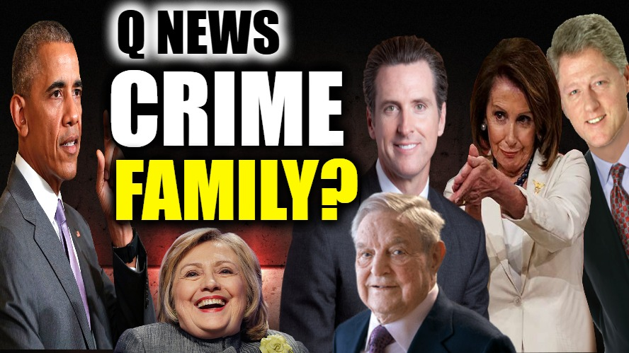Exposing The Criminal Families & Their PUPPETMASTERS?