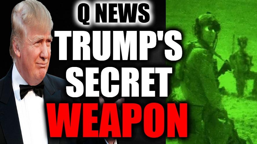 TRUMP'S SECRET WEAPON